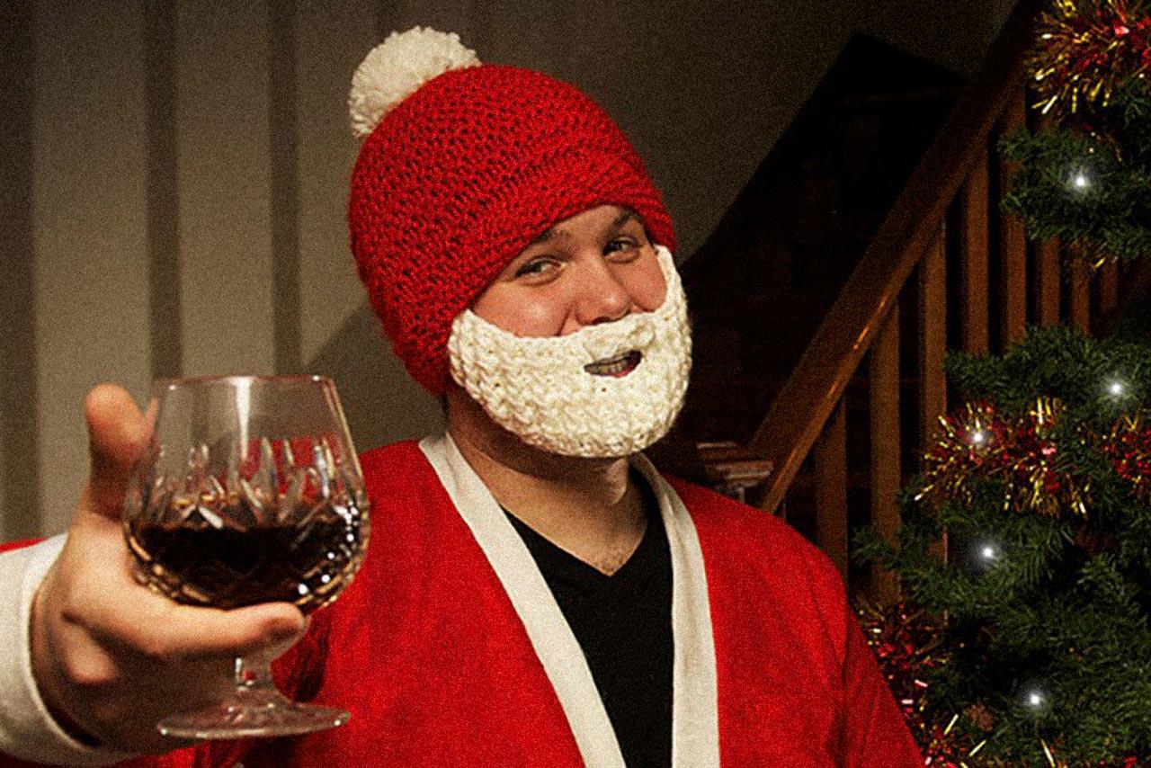 blackbeards wünscht frohe Weihnachten.