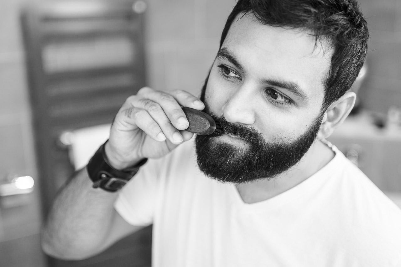 Bartpflege: wie wird mein Bart dichter und weicher.