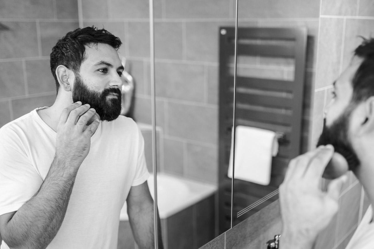 Set-Grundlagen der Bartpflege.