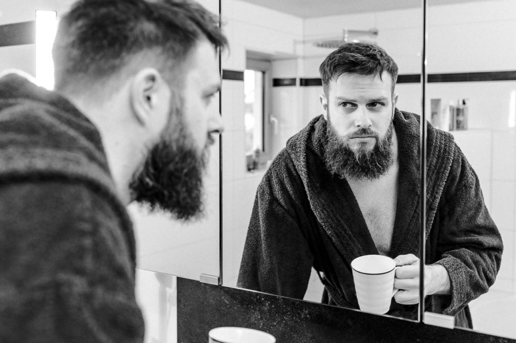 Bad Beard Day - schlimmer gehts nicht mehr.