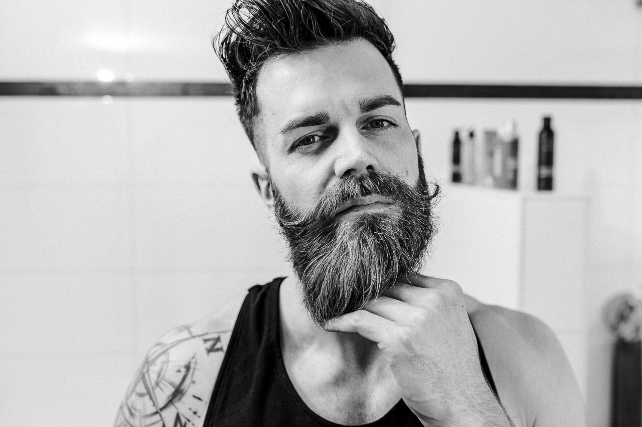 Mit diesen Tricks wird dein Bart weicher.