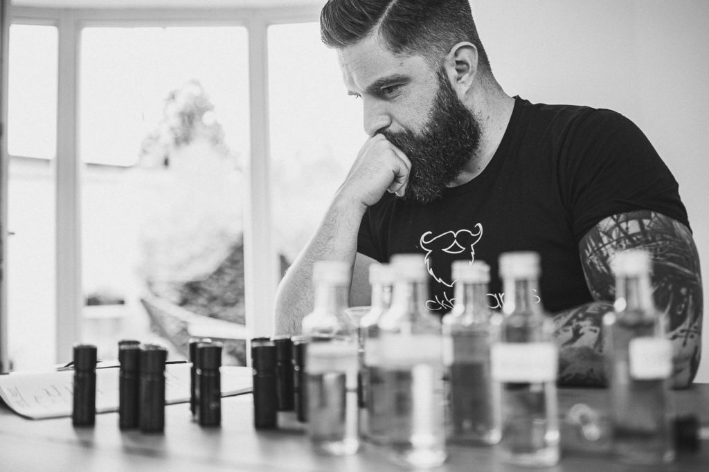 blackbeards Ratgeber für die Bartpflege zum selber machen.