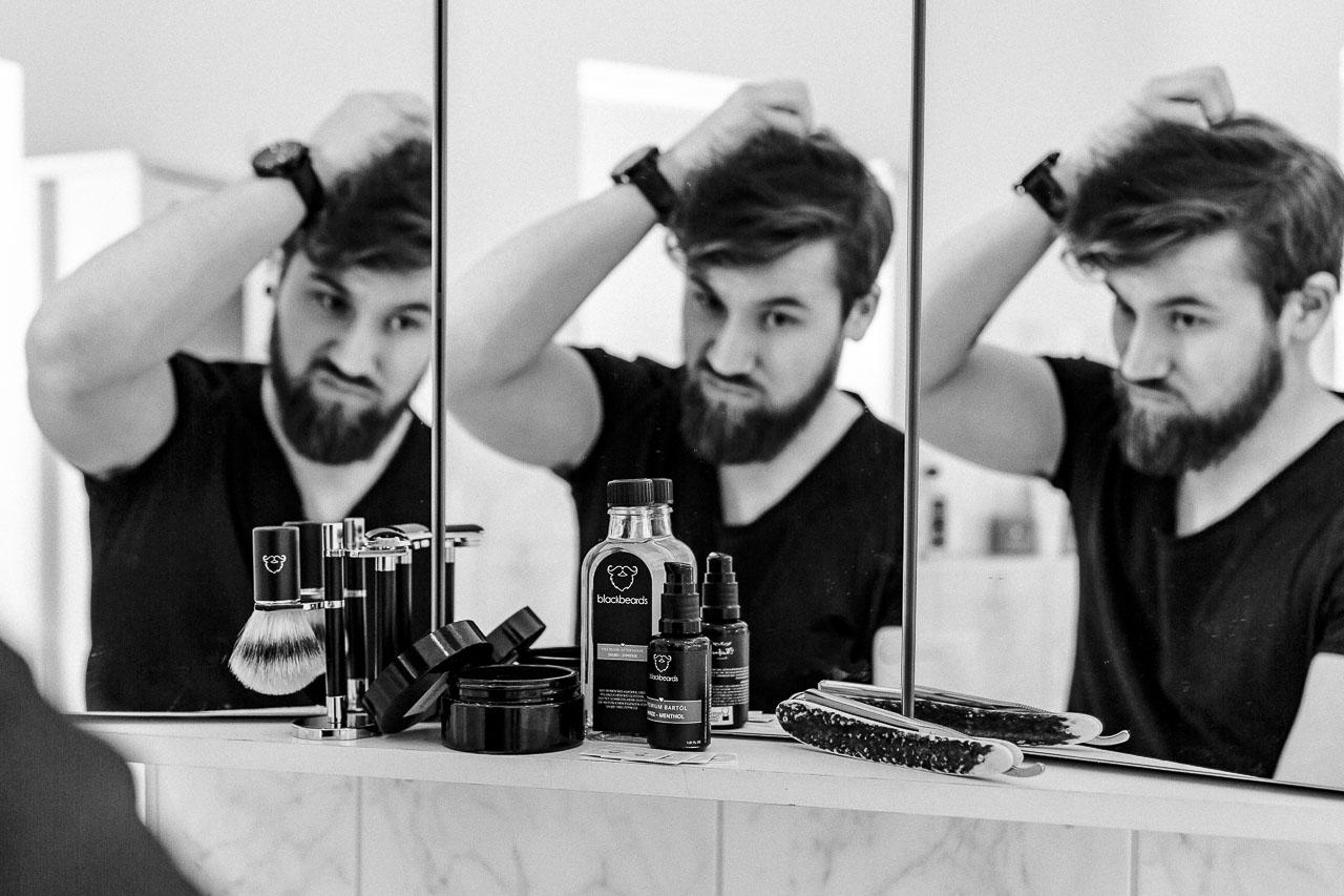 Bei der Rasur deiner Konturen gibt es fünf Schritte die du gehen kannst, um schnell und sauber deine Konturen rasieren zu können.