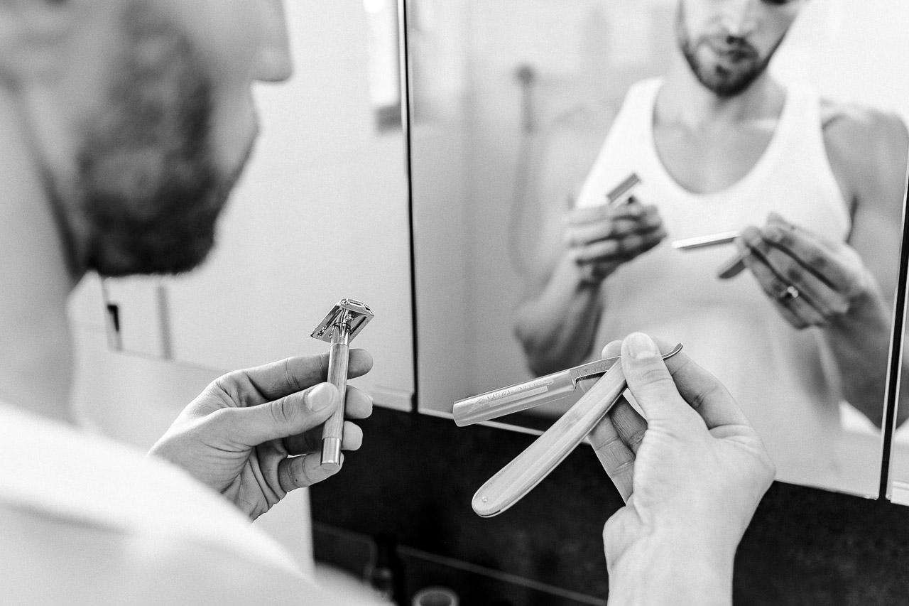 Bevor du dich für einen Rasierhobel oder ein Rasiermesser entscheidest, solltest du dir Gedanken machen, welches der beiden Rasurwerkzeuge am besten zu dir passt.