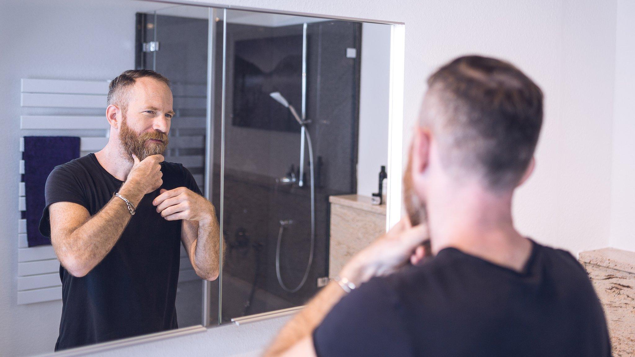 Bartöl: Fünf gute Gründe für ein Bartöl.
