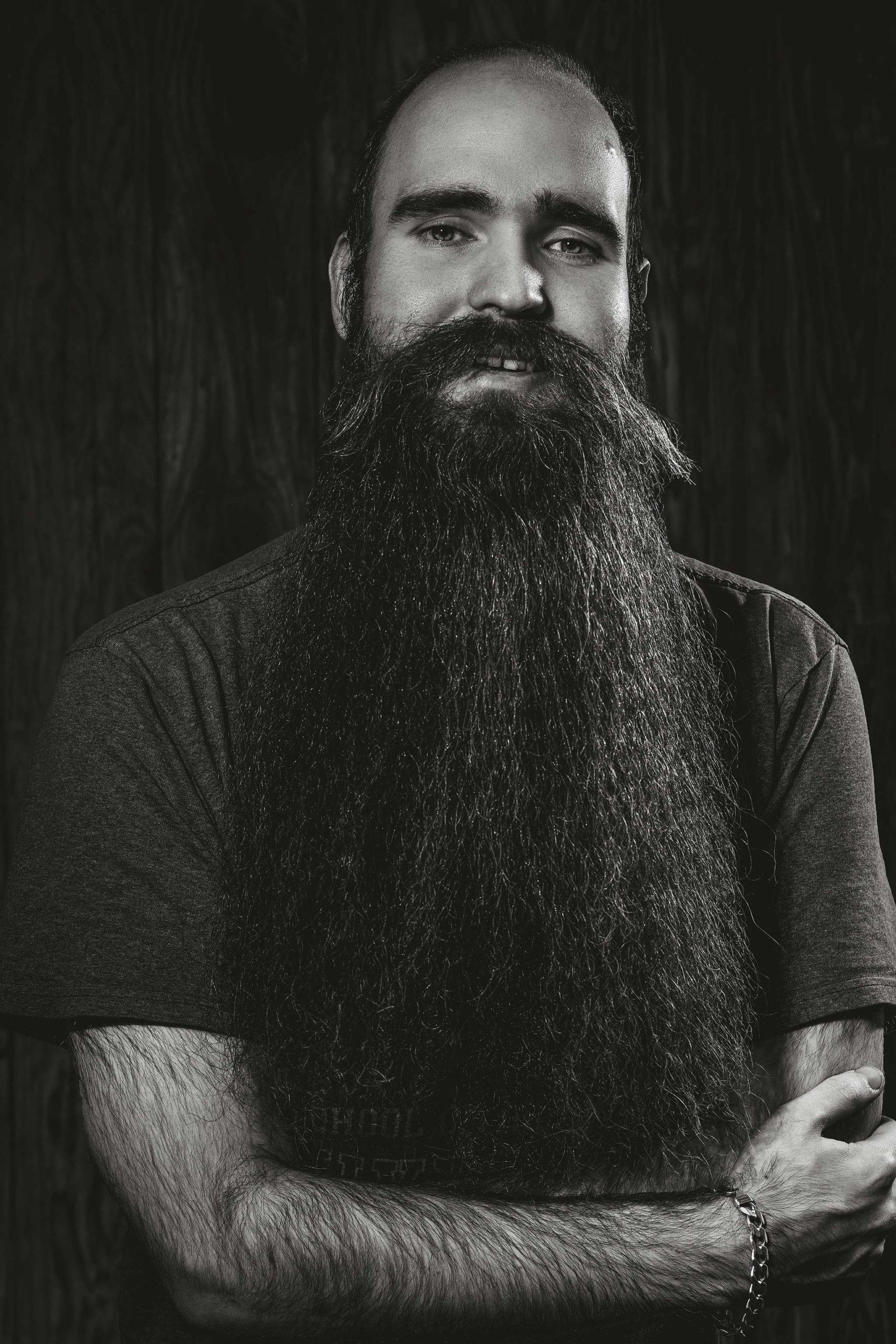 Der längste Bart