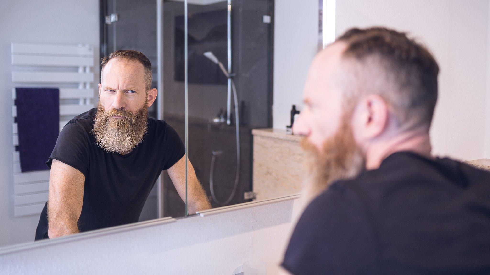 Typische Fehler bei der Bartpflege