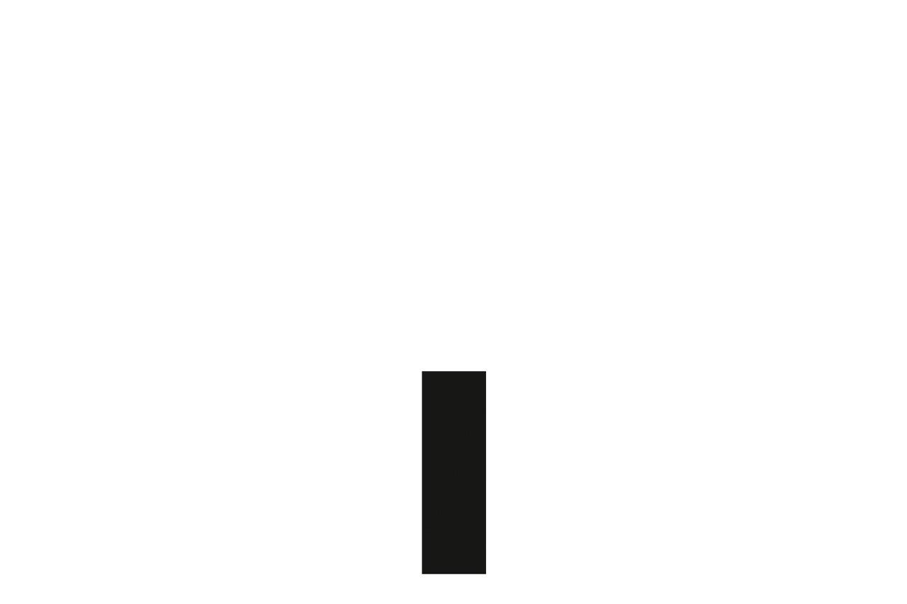 Sehr minimalistisch: Der Chin Puff.