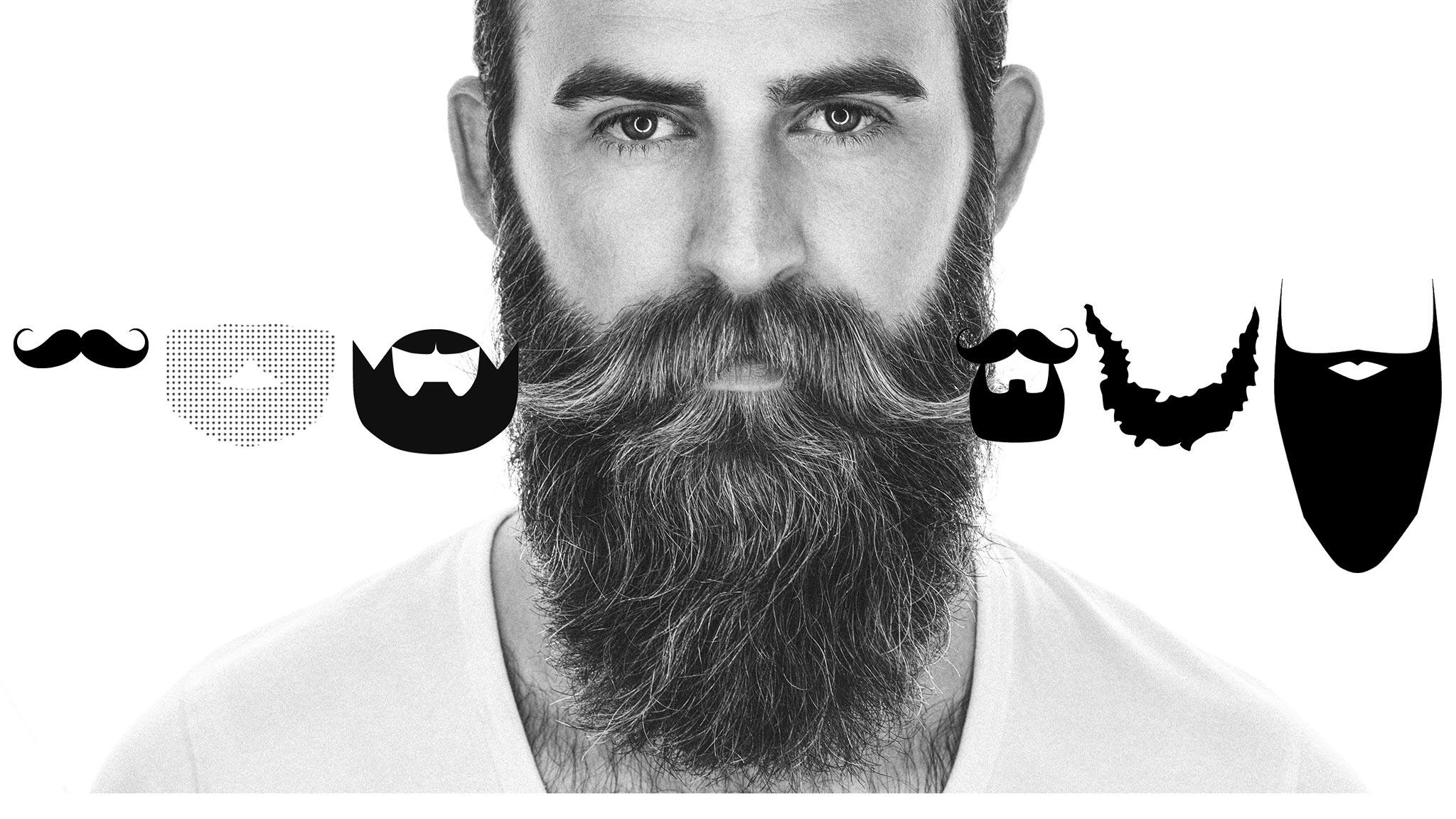 Welcher Bartstil passt zu meinem Gesicht? Diese Frage stellen sich viele Männer. Der Bart muss zu dir passen und wir helfen dir dabei, den richtigen Bartstil finden, deshalb machen wir ein Experiment. Wir beginnen mit einem Vollbart und arbeiten uns dann langsam hin zum Oberlippenbart.