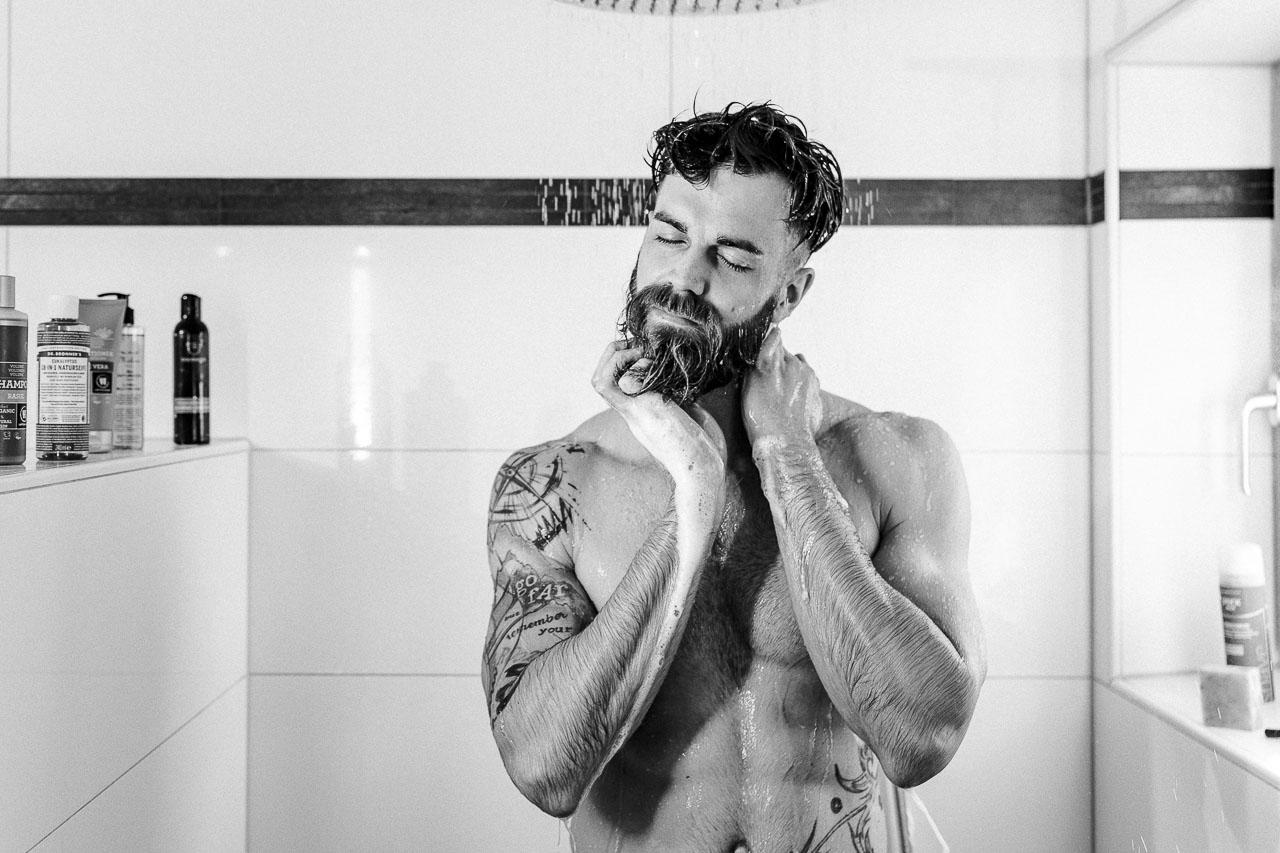 Beim Duschen alles richtig machen.