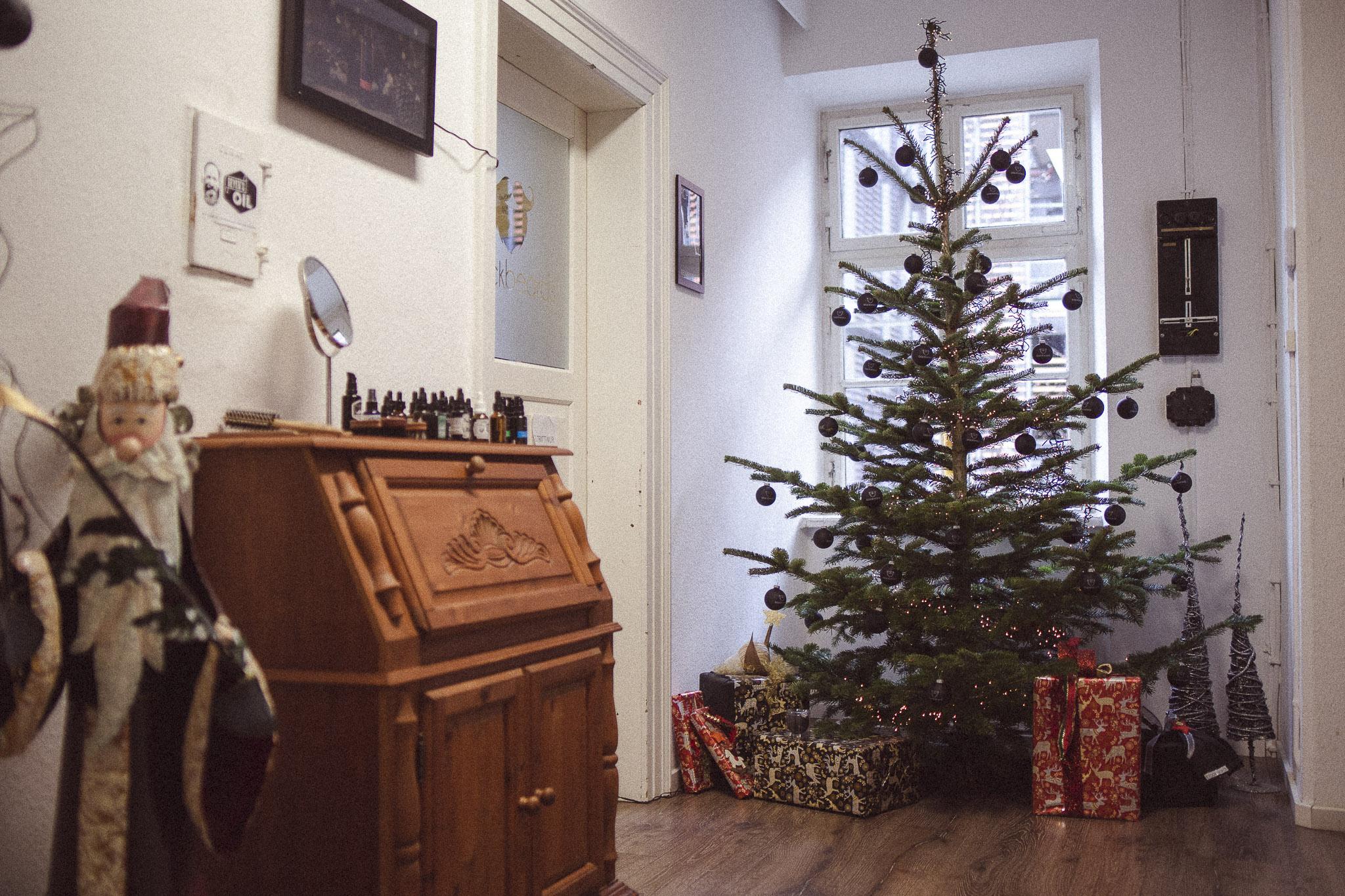 Dein Einkauf in der Weihnachtszeit bei den blackbeards.