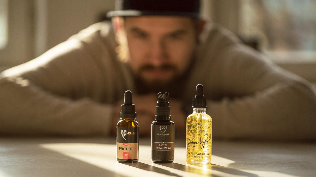 Manchmal darf dein Bartöl einen ganz besonderen Duft in deinen Bart bringen und ihn mehr als nur pflegen.