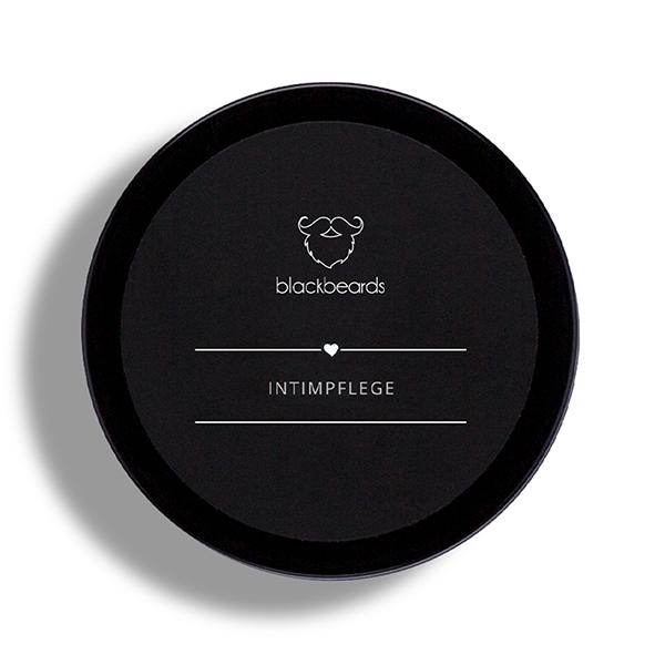 Intimpflege von blackbeards.