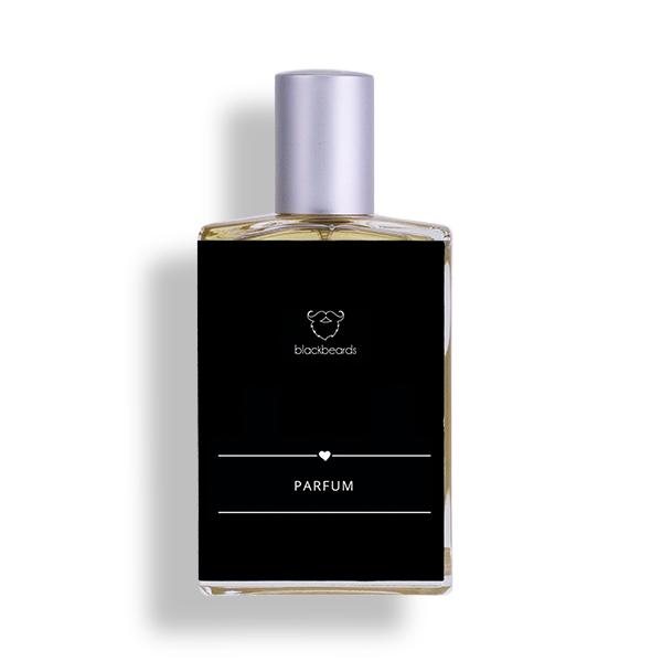 Ein Parfum von blackbeards.