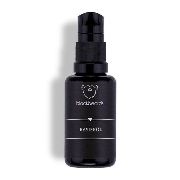 Ein Rasieröl von blackbeards