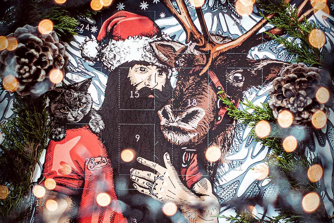 blackbeards Adventskalender 2019 für Männer - eine tolle Geschenkidee