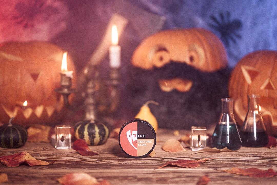 blackbeards Halloween GØLD's Texture Clay Massiv