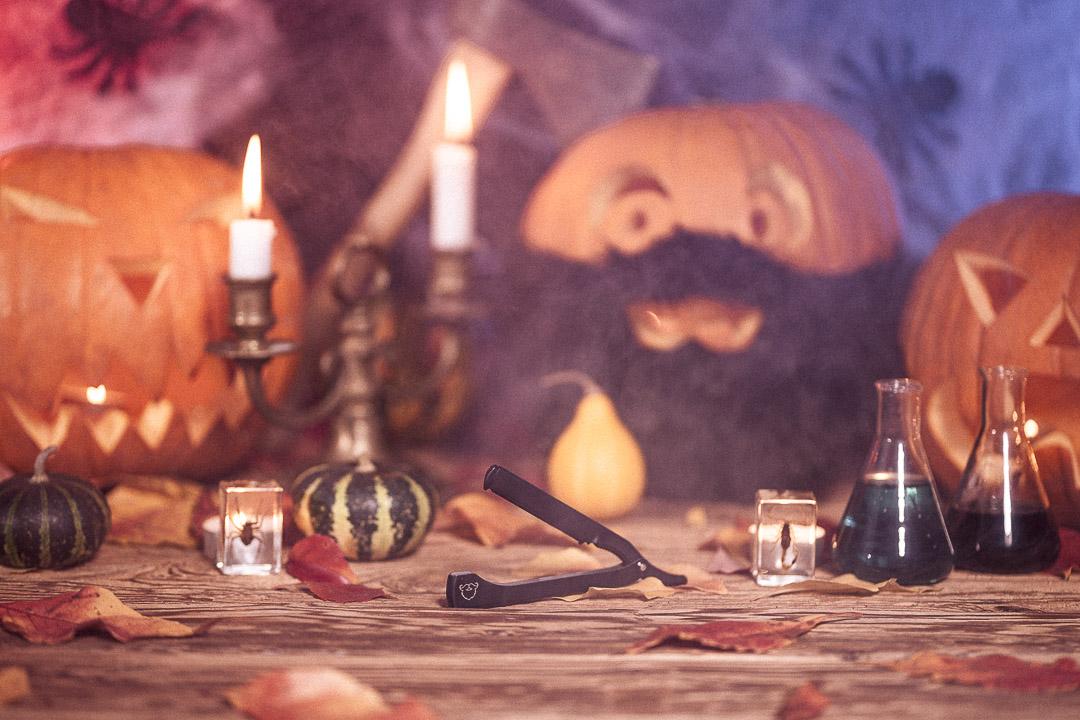 Halloween blackbeards Wechselklingenmesser