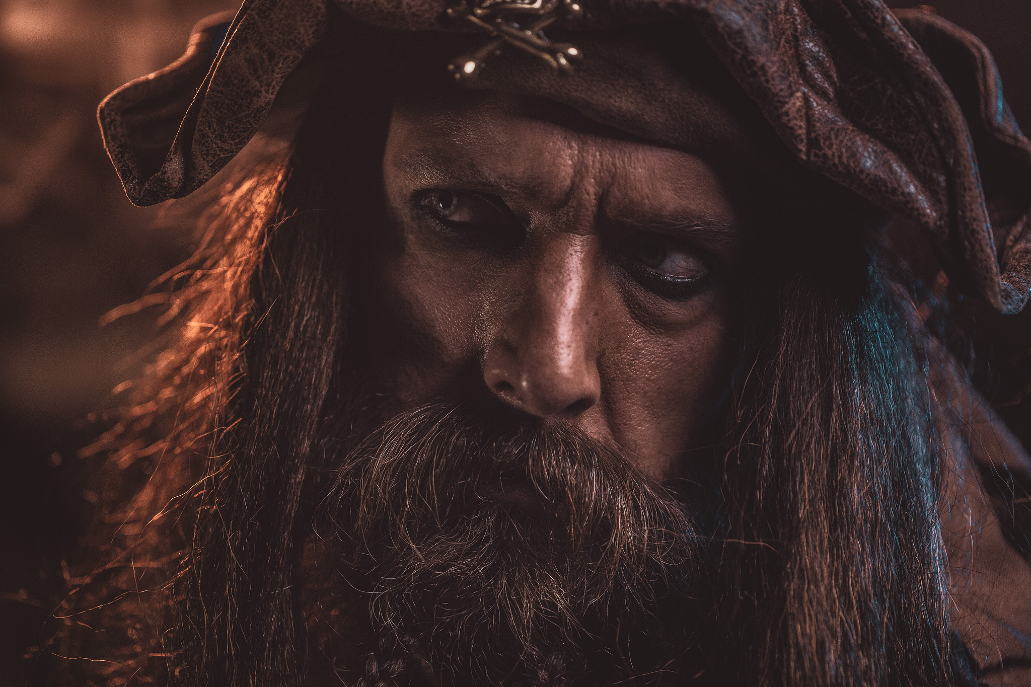 Edward Thatch, auch bekannt als Captain Blackbeard