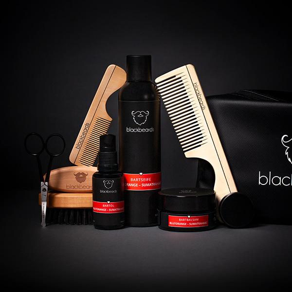 Bartpflege Set Ultimativ zum blackbeards Friday