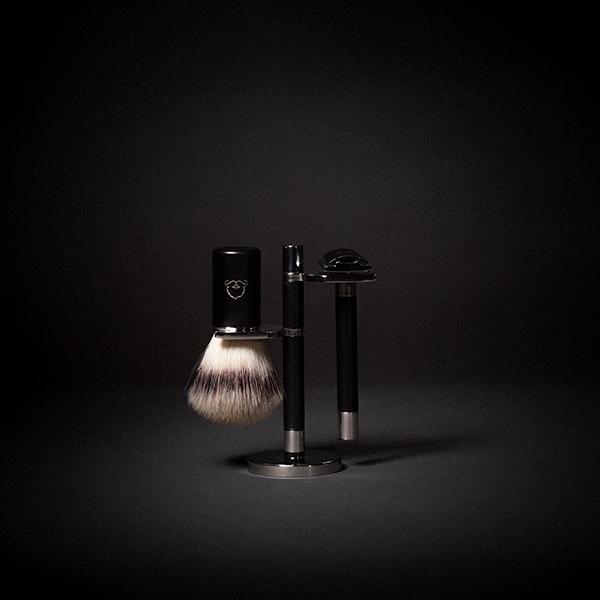 Rasier-Set Black Beauty zum blackbeards Friday