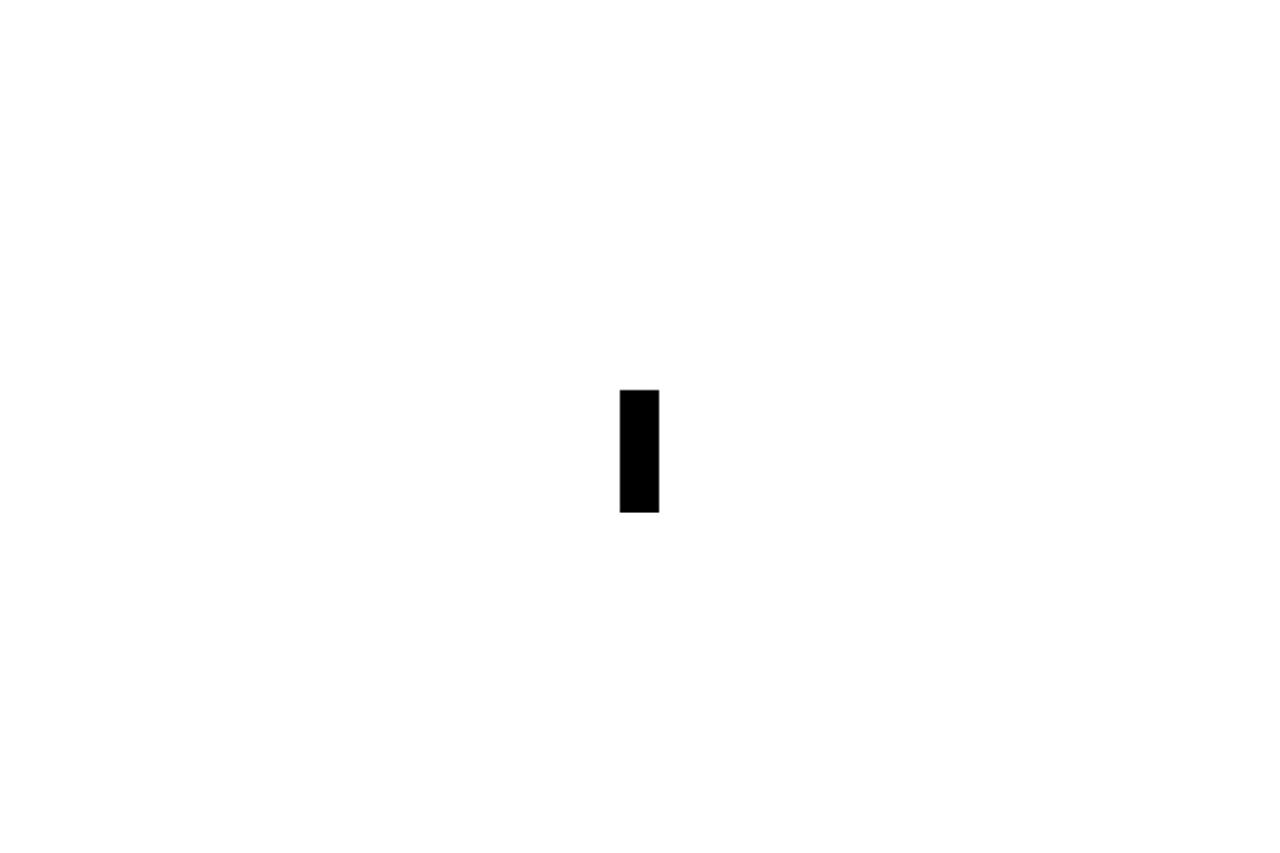 Lässig, simpel und minimalistisch. Der Chin Puff.