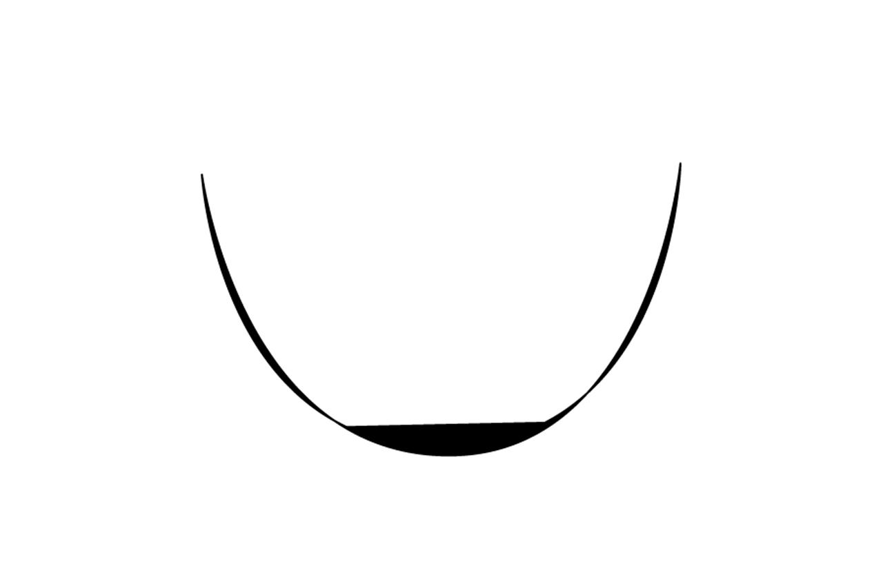 Mit dem Chin Strap kannst du hervorragend deine Konturen betonen.