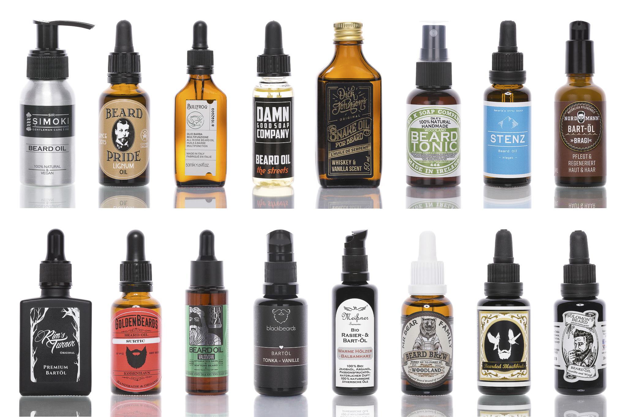 Bartöl online kaufen bei blackbeards, wir haben eine große Auswahl an Bartpflege Produkten