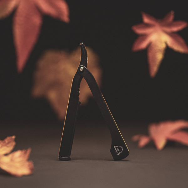 Das Wechselklingenmesser ist ein Rasiermesser mit austauschbarer Klinge und dient dem Zweck der Nassrasur.