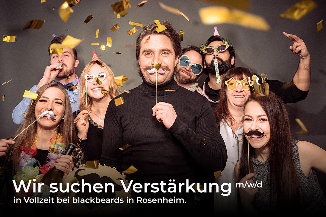 Wir suchen neue Mitarbeiter zur Verstärkung für blackbeards. Das sind unsere Jobangebote in Rosenheim. Bewrib dich jetzt als Marketing Manager oder E-Commerce Manager.
